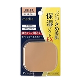 media媚點  潤透淨緻粉蕊EX(健康膚色)【康是美】