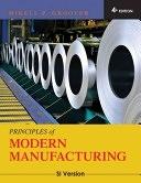 二手書博民逛書店 《Principles of Modern Manufacturing》 R2Y ISBN:0470505923