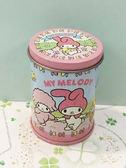 【震撼精品百貨】My Melody_美樂蒂~Sanrio 美樂蒂迷你貼紙罐-粉#59900