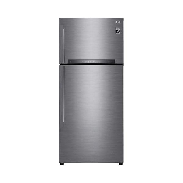 LG樂金 變頻雙門冰箱525L