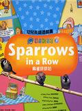 二手書博民逛書店《看圖說英語12-Sparrows in a Row 麻雀排排站