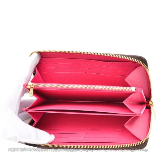 茱麗葉精品 全新精品  Louis Vuitton LV M62085 限量圖案熱銷款經典花紋拉鍊長夾  (預購)