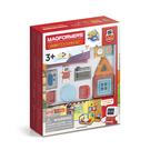 【韓國 Magformers 磁性建構片】波特的廚房 705010