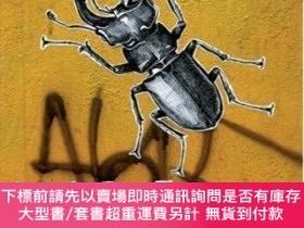 二手書博民逛書店Sticker罕見City: Paper Graffiti Art-貼紙城市:紙上塗鴉藝術Y414958 Cl