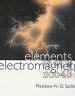 §二手書R2YB b《Elements of Electromagnetics