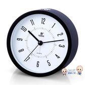鬧鐘 床頭靜音鬧鐘學生用臥室簡約可愛小鬧錶鈴聲兒童創意電子鬧鐘 多色
