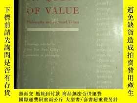 二手書博民逛書店in罕見quest of valueY324452 san fose college chandler pub