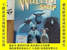 二手書博民逛書店The罕見quest of the warrior sheepY15335 見圖 見圖