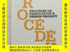 二手書博民逛書店Procédés罕見de fabrication & desig