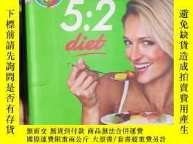 二手書博民逛書店5:2罕見diet A guide to losing weig