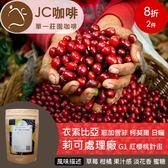 JC咖啡 半磅豆▶衣索比亞 耶加雪菲 莉可處理廠 G1 日曬 紅櫻桃計畫 ★送-濾掛1入 ★新品特惠豆