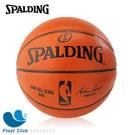 SPALDING 斯伯丁 NBA 2014 Game Ball 合成皮籃球 7號 SPA74933 原價2700元