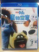 挖寶二手片-Q00-101-正版BD【寵物當家】-藍光動畫 影印海報