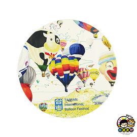 【收藏天地】台灣紀念品*神奇的陶瓷吸水杯墊-台東熱氣球嘉年華∕馬克杯 送禮 文創 風景