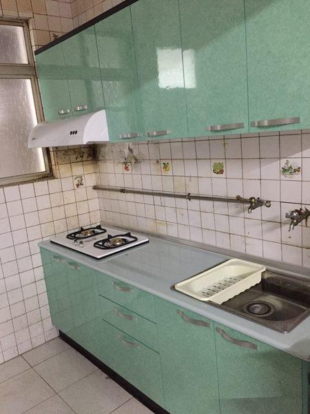 搶手美耐流理台廚具 顏色多種選擇 木芯桶+美耐門+美耐檯面 220CM 搭喜特麗2機 做到好26100