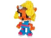 《 Nano Block 迷你積木 》NBCC_099袋狼大進擊 可可 / JOYBUS玩具百貨