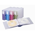 《享亮商城》CD6508 24片翡翠活頁式CD保存夾