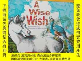 二手書博民逛書店a罕見wise wishY12498