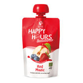HAPPY HOURS 有機纖果飲 (蘋果/藍莓/草莓)100g