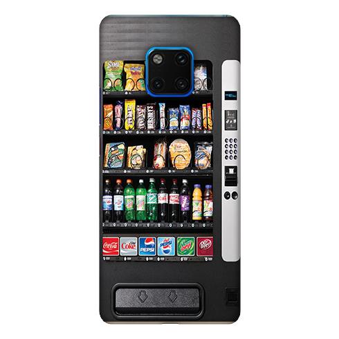 [mata20pro 軟殼] 華為 HUAWEI Mate 20 Pro 手機殼 保護套 外殼 自動販賣機