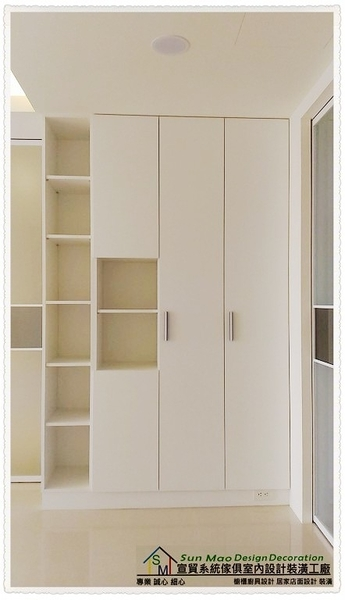 【系統家具】系統櫃-sm0855