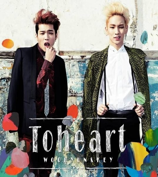 Toheart 首張迷你專輯 台壓豪華版 CD (購潮8)