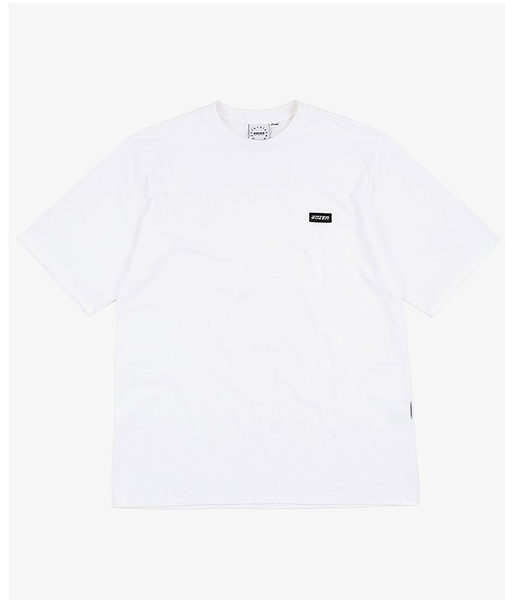 SMALL BOX LOGO HALF T-SHIRT純棉logo標誌短袖T恤(白色)  現貨