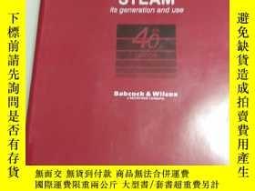二手書博民逛書店STEAM罕見its genration and use 【蒸汽