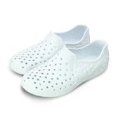LIKA夢 PONY 防水透氣GOGO走路鞋 Tropic D2系列 白 72U1SA35RW 女