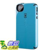 [美國直購 ShopUSA] Speck Products CandyShell Glossy Case for iPhone 4/4S - 1 Peacock Blue/Black B005T0DXT6 $1795
