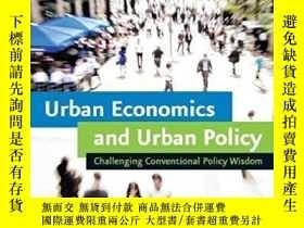 二手書博民逛書店Urban罕見Economics And Urban PolicyY255562 Paul C. Cheshi
