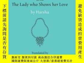 二手書博民逛書店[梵語英語]The罕見Lady of the Jewel Necklace and the Lady Who Sh