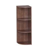 日本IRIS木質三層轉角櫃-深木色 W29H87.9