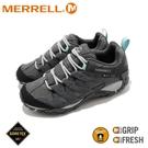 【MERRELL 美國 女 ALVERSTONE GORE-TEX 健行鞋《深灰色》】ML034588/健走鞋/休閒鞋/戶外鞋