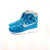 中童 NIKE TANJUN HIGH (TD) 內刷毛 雪靴 慢跑鞋 《7+1童鞋》E854 水色
