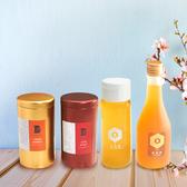 比漾選物_甜蜜茶香組合_玉桂蜜+蜂蜜醋+紅玉紅茶+阿薩姆紅茶