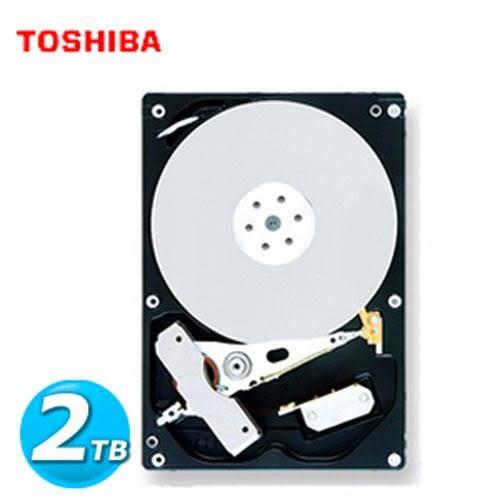 TOSHIBA 3.5吋 2TB SATA3 客戶型內接硬碟DT01ACA200