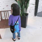 上衣 女童寶寶長款連帽T恤秋季2018新款韓版兒童洋氣套頭純色卡通上衣外套 雙11狂歡購物節
