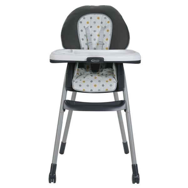 GRACO - 6 in 1 成長型多用途餐椅 TABLE2TABLE™【六甲媽咪】