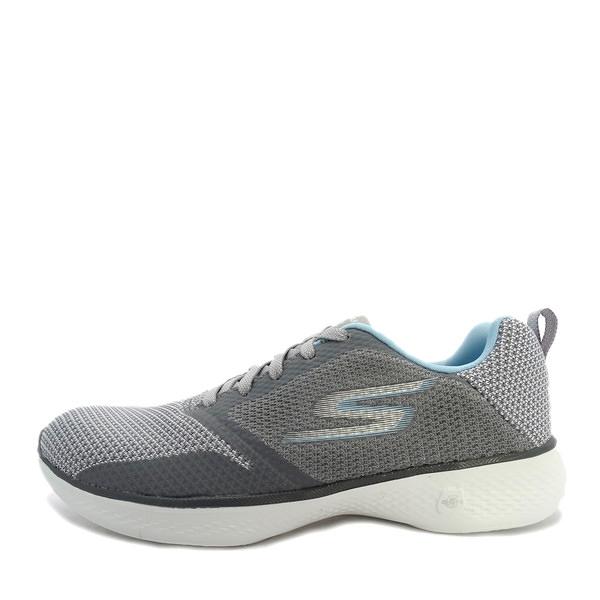 Skechers Go Walk [14930GYLB] 女鞋 休閒 運動 健走 舒適 輕量 緩震 記憶鞋墊 灰