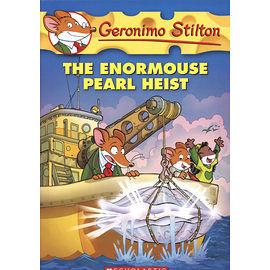 【老鼠記者】# 51 The Enormous Pearl Heist