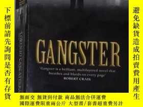 二手書博民逛書店英文原版罕見Gangster by Lorenzo Carcat
