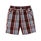『小鱷魚童裝』格紋短褲(02號~08號)...