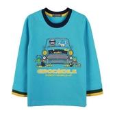 『小鱷魚童裝』機器人印花T恤(02號~10號)554437