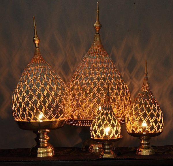 [協貿國際]泰國進口泰式餐廳裝飾燈單組價(4個1組)