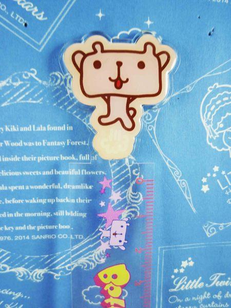 【震撼精品百貨】貝蒂熊_Betty Bear~10cm直尺