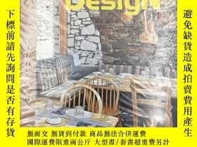 二手書博民逛書店One罕見of a Kind Restaurant Design