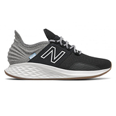 New Balance Fresh Foam Roav女款黑灰色輕量緩震慢跑鞋-NO.WROAVTK