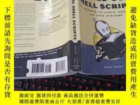 二手書博民逛書店Wicked罕見Cool Shell Scripts:101 Scripts for Linux, Mac OS