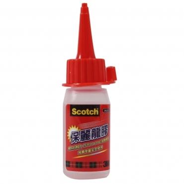 Scotch 保麗龍膠-30ml